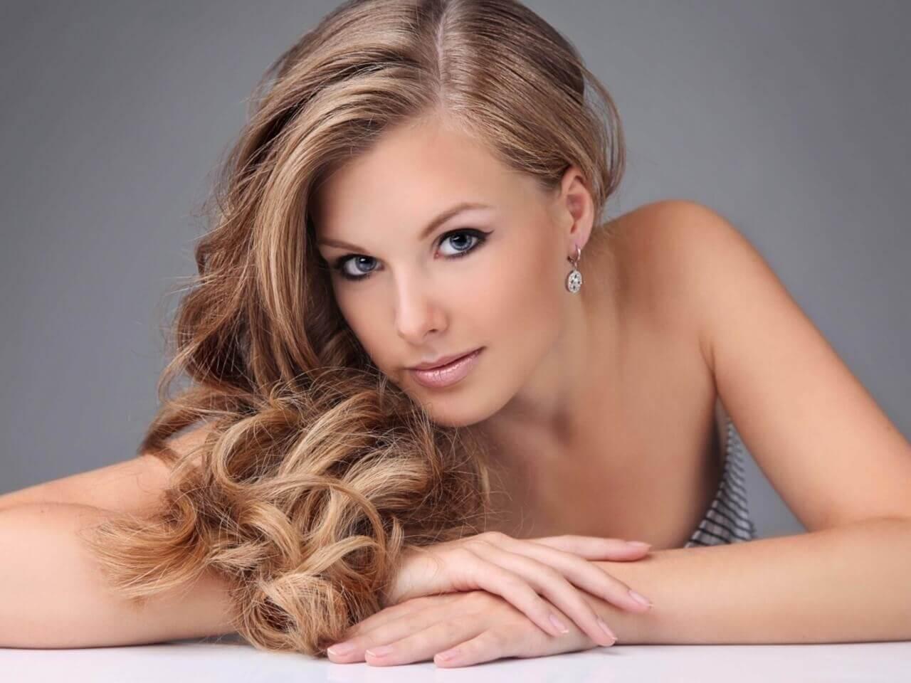 брондирование волос Киев